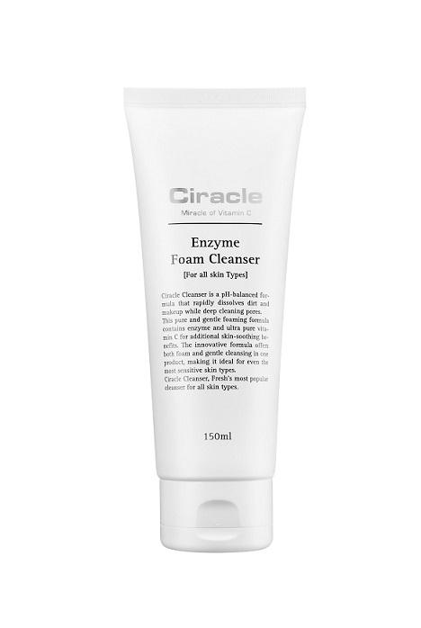 Пенка для умывания с энзимами Ciracle Enzyme Foam Cleanser