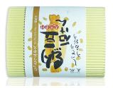 """""""Clover"""" """"Уцукусихада"""" Увлажняющее мыло с экстрактом соевых бобов (твёрдое) 100г подарочная упаковка"""