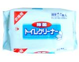 Влажные салфетки для очищения унитаза Showa Siko Toilet cleaner  24шт 160мм х 250мм