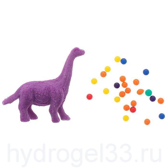 """Набор """"Растущий динозаврик с шариками"""""""