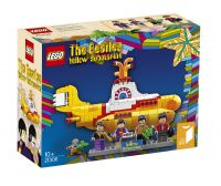 Набор ЛЕГО Ideas 21306 - The Beatles Yellow Submarine