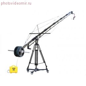 Комплект кран 6,4 м Proaim 21ft Alphabet Jib Crane, штатив, панорамная голова, долли, пульт
