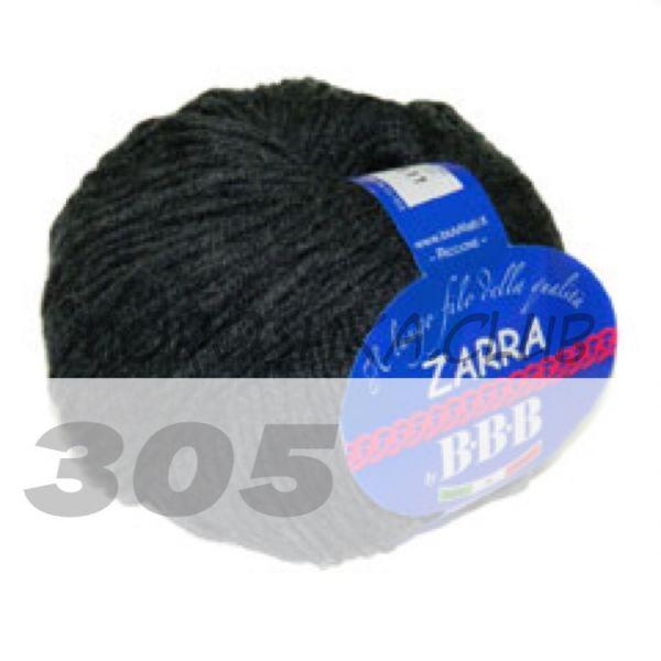 Графитовый Zarra BBB (цвет 305)