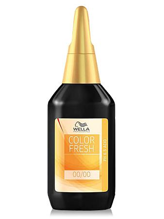 Wella Color Fresh Acid Оттеночная краска 0/89 Жемчужный Сандрэ