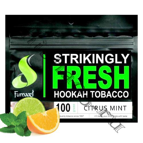 Fumari - Citrus Mint, 100гр