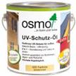 Защитное масло с УФ-фильтром Экстра с УФ-фильтром Экстра Osmo UV-Schutz-Ol Extra бесцветное шелковисто-матовое арт. 420 25 л