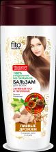 Бальзам для всех типов волос «Пивные дрожжи» с шишками хмеля и солодом  серии «НР», 270мл