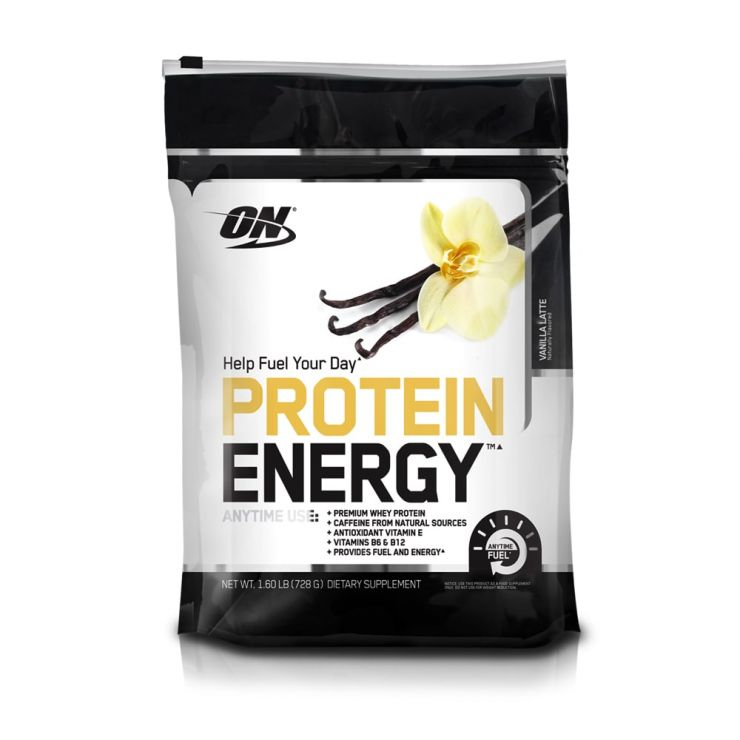 Optimum Nutrition Protein Energy 1.6lb (0,72 кг)