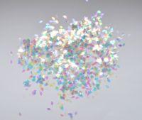 Ромбики для дизайна ногтей «Прозрачные разноцветные»