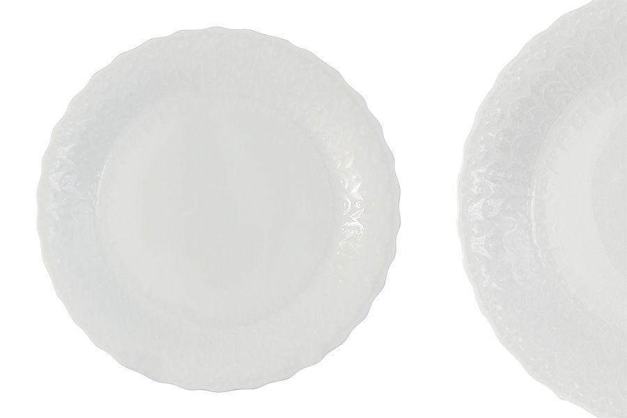 """Набор из 6 тарелок """"Шелк"""", 23 см"""