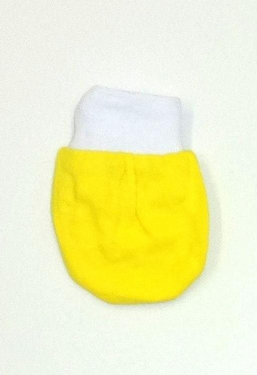 Бело-желтые детские царапки