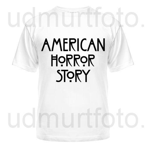 Футболка мужская American Horror Story