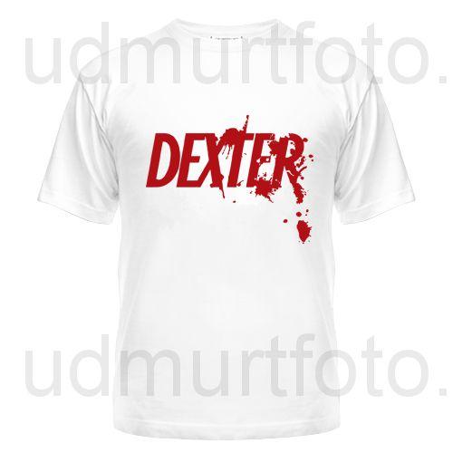 Футболка мужская Dexter