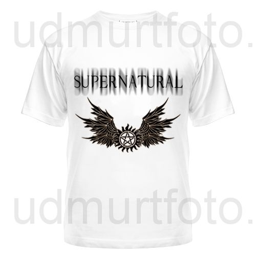Футболка мужская Supernatural