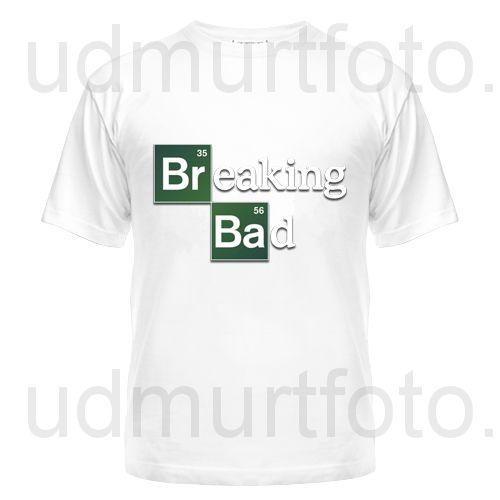 Футболка мужская Breaking Bad