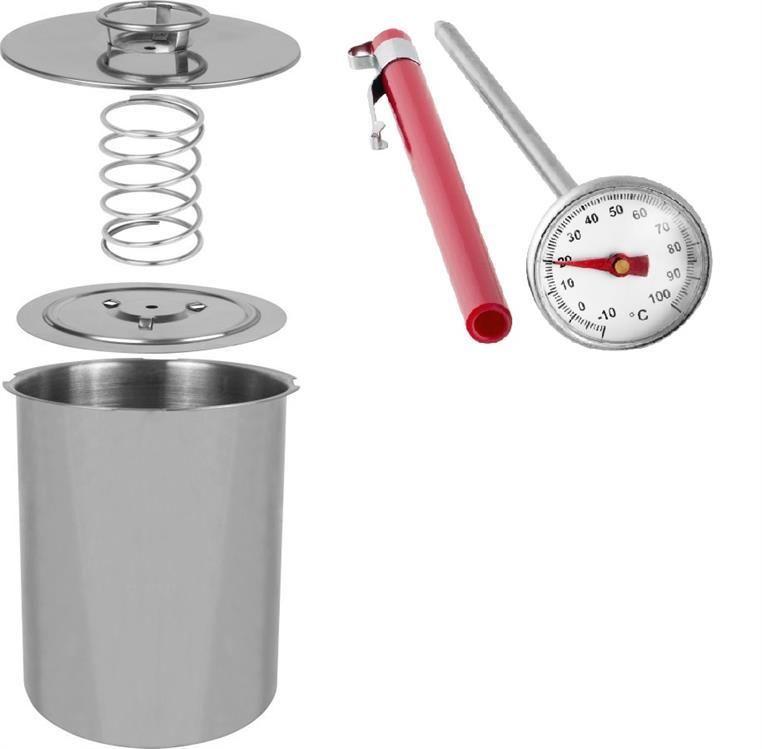 Ветчинница Биовин на 3 кг мяса, с термометром