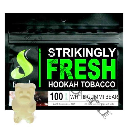 Fumari - White Gummi Bear, 100гр