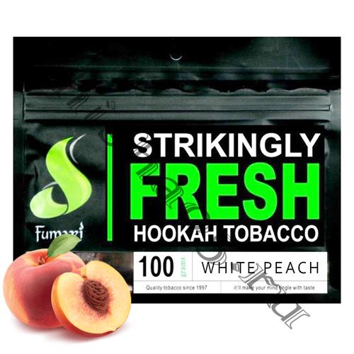 Fumari - White Peach, 100гр