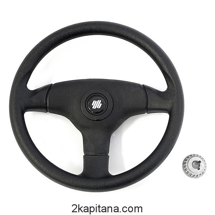 Колесо рулевое V.60B черное