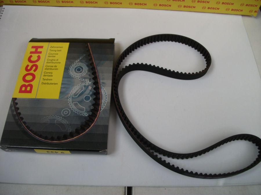 Ремень грм CHEVROLET Lacetti 1.8, OPEL Astra F/G/H, Vectra C, Meriva, Zafira (ширина 20 мм, 162 зуб) 1987949433 Bosch