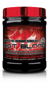 Scitec Nutrition Hot Blood 3.0 (300 гр.)