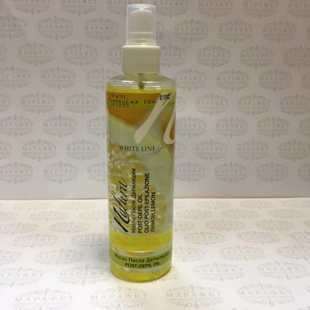 Лосьон-спрей после депиляции White Line Natura Лимон 250мл