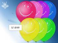"""Шар воздушный """"10 """"Улыбка"""" перламутровый цвета в ассортименте (арт. TZ8599)"""