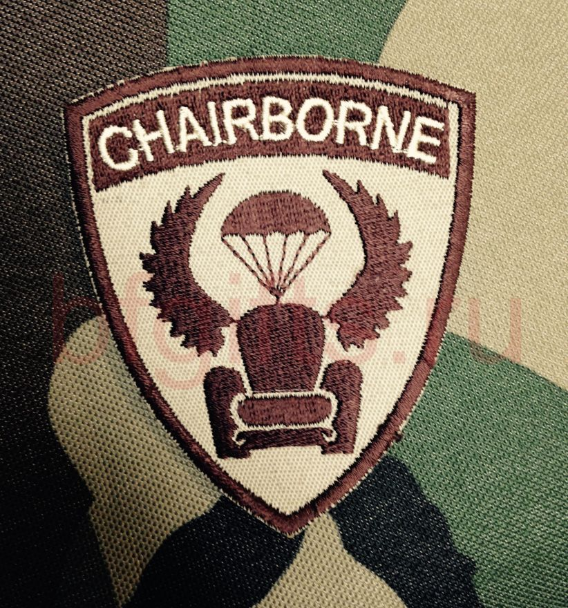 Патч Chairborn