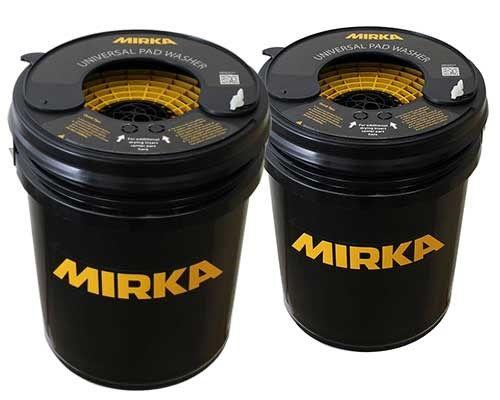 Устройство для мойки полировальных дисков Polarshine Mirka