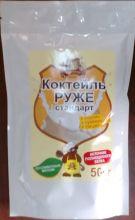 КОКТЕЙЛЬ БЕЛКОВЫЙ РУЖЕ   500г (в наличие шоколадный и вишнёвый)