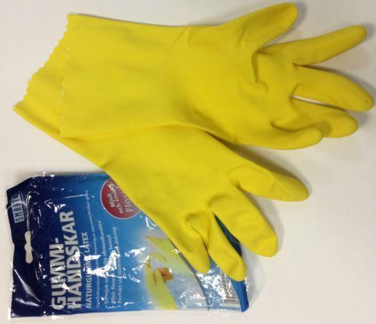 Smart Microfiber Универсальные резиновые перчатки размер M