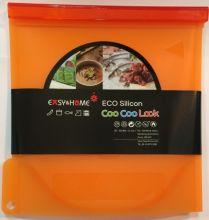 J&C Globac Эко-пакет силиконовый оранжевый