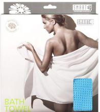 Smart Microfiber Полотенце банное вафельное голубое 80 х 150 см