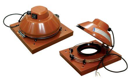 Крышный вентилятор TFSR 125 XL RED