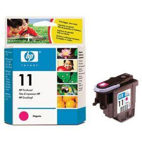 Печатающая головка оригинальная Hewlett-Packard  красный C4812A
