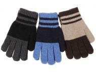Перчатки  для мальчика,двойные  (6-10г)-99руб
