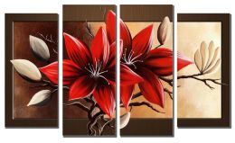 Красное цветение