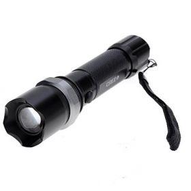 Cветодиодный фонарик CREE XPE-R2 250LM с зумом