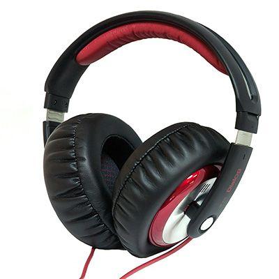 Мониторные наушники Dialog HP-A75 BLACK-RED (3 метра)