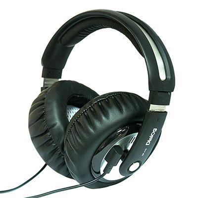 Мониторные наушники Dialog HP-A75 BLACK (3 метра)