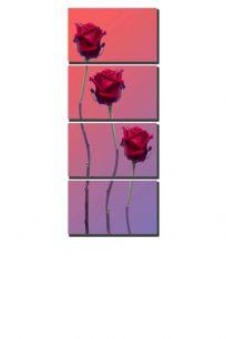 Три розы