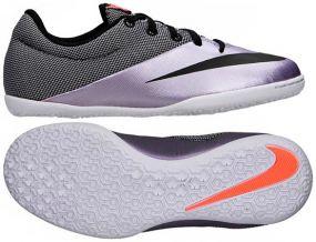 Детские футзалки Nike MercurialX Pro IC Junior фиолетовые
