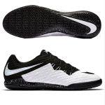 Футзалки Nike HypervenomX Finale IC белые