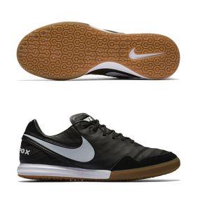 Футзалки Nike TiempoX Proximo IC чёрные