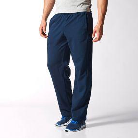 Спортивные штаны adidas Essentials Pants Open Hem French Terry тёмно-синие