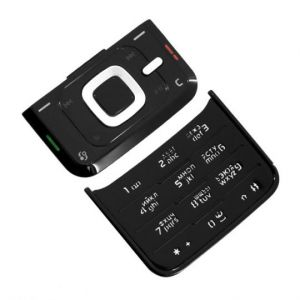 Клавиатура Nokia N81 (black) Оригинал