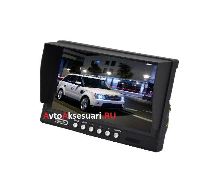Автомобильный монитор 9 дюймов JD-904
