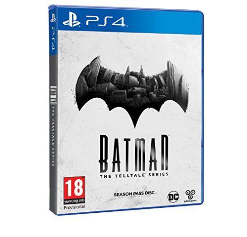Игра Batman: The Telltale Series (PS4)