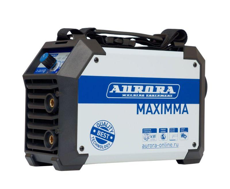 Сварочный инвертор MAXIMMA 1800 с аксессуарами в кейсе