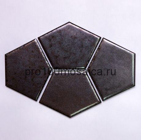 R-307. чип 110x145 Мозаика серия RUSTIC,  размер, мм: 151*306 (NS Mosaic)